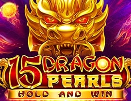 15 Dragon Pearls Hold and Win