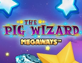 The Pig Wizard Megaways